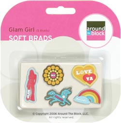Glam Girl Soft Brads
