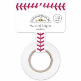 Baseball Seam Washi Tape