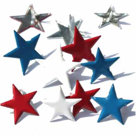 Star Brads - Red, White & Blue