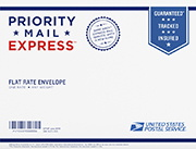 Express  Mail Upgrade - USA only