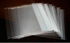 "100 4 -1/2"" x 5-7/8"" Clear Envelopes"