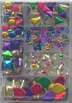 Embellishment Kit - Metallic