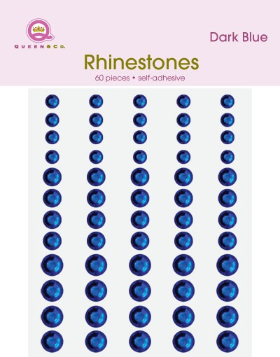 Bling Rhinestones - Brilliant Blue