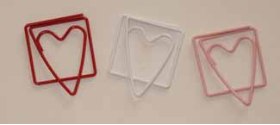 Heart Clips - Love Asst.