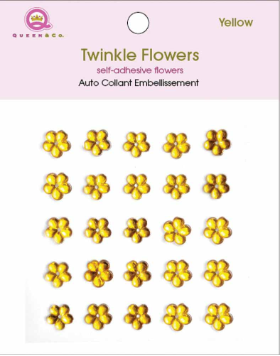 Twinkle Flowers - Yellow