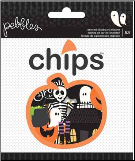 Boo! Chips Ephemera Die-Cuts 53/Pkg