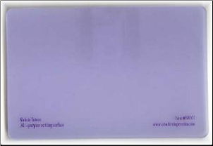 "Eyelet & Cutting Mat 4"" X 6"""