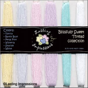 Stitching Thread - Blissfully Sweet Collection