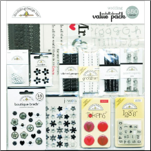Embellishment Value Pack - Wedding