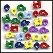 "Children's Assortment 1/8"" Eyelets"