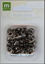Engagement Ring Brads 50/pkg