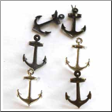 Anchor Brads - Metallic