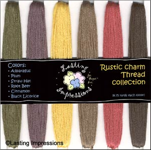 Stitching Thread - Rustic Charm Collection