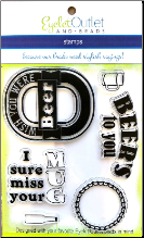 Beer Clear Stamp Set