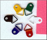 Triangle Picture Hangers - Primary