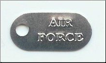 Air Force Tags (6)