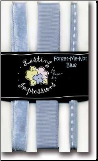 Ribbon - Forget Me Not Blue