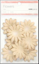 Paper Flowers - Taupe