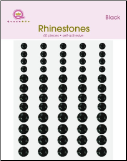Bling Rhinestones - Nightfall (Black)