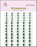 Bling Rhinestones - Grass Green (Light Green)