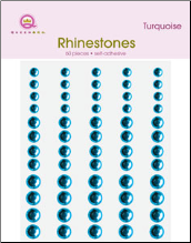 Bling Rhinestones - Light Blue