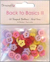Back To Basics III Buttons (60)