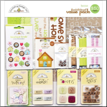 Embellishment Value Pack - Home
