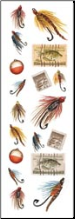Fishing Lures Rub-ons