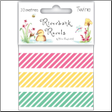 Riverbank Revels Twine (3 x 10 m)