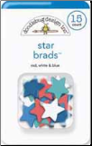 Stars & Stripes Braddies Brads