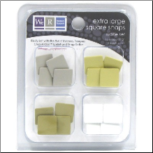 Snaps - Extra Large Square - Subtle Set