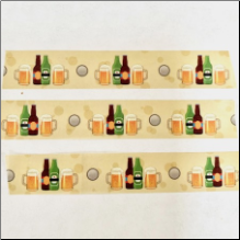 Beer Washi Tape