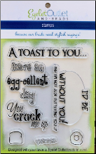 Breakfast Clear Stamp Set