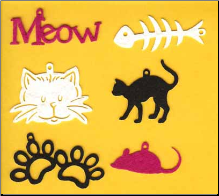 Cat Felt Assortment