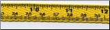 Cotton Twill, Tape Measure