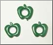 "Apple 3/16"" Eyelets (20) - Green"
